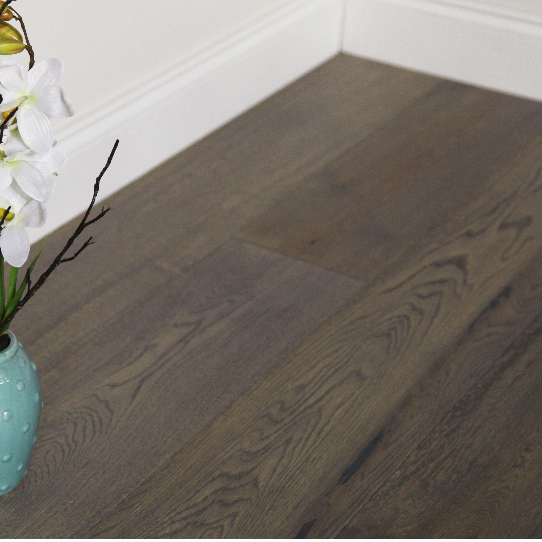 """Easoon Usa 5 Engineered Manchurian Walnut Hardwood: Easoon USA 7-1/2"""" Engineered White Oak Hardwood Flooring"""