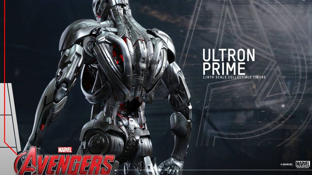 Ultron Prime In Avengers Age Of Ultron 2015 Wallpapers Hd 1080p