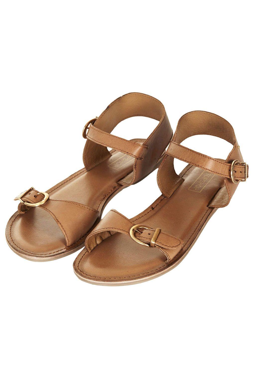 Topshop Henry Greek Sandals