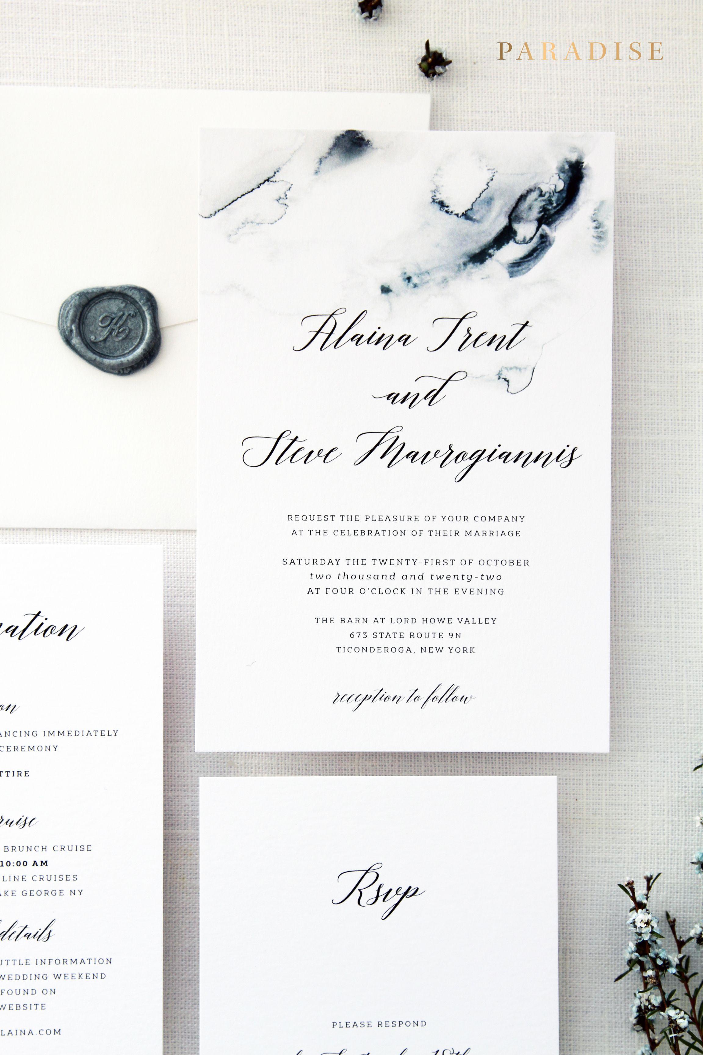 Royal Wedding Invitation Sets, Invitation Kit, Invitations Printable ...