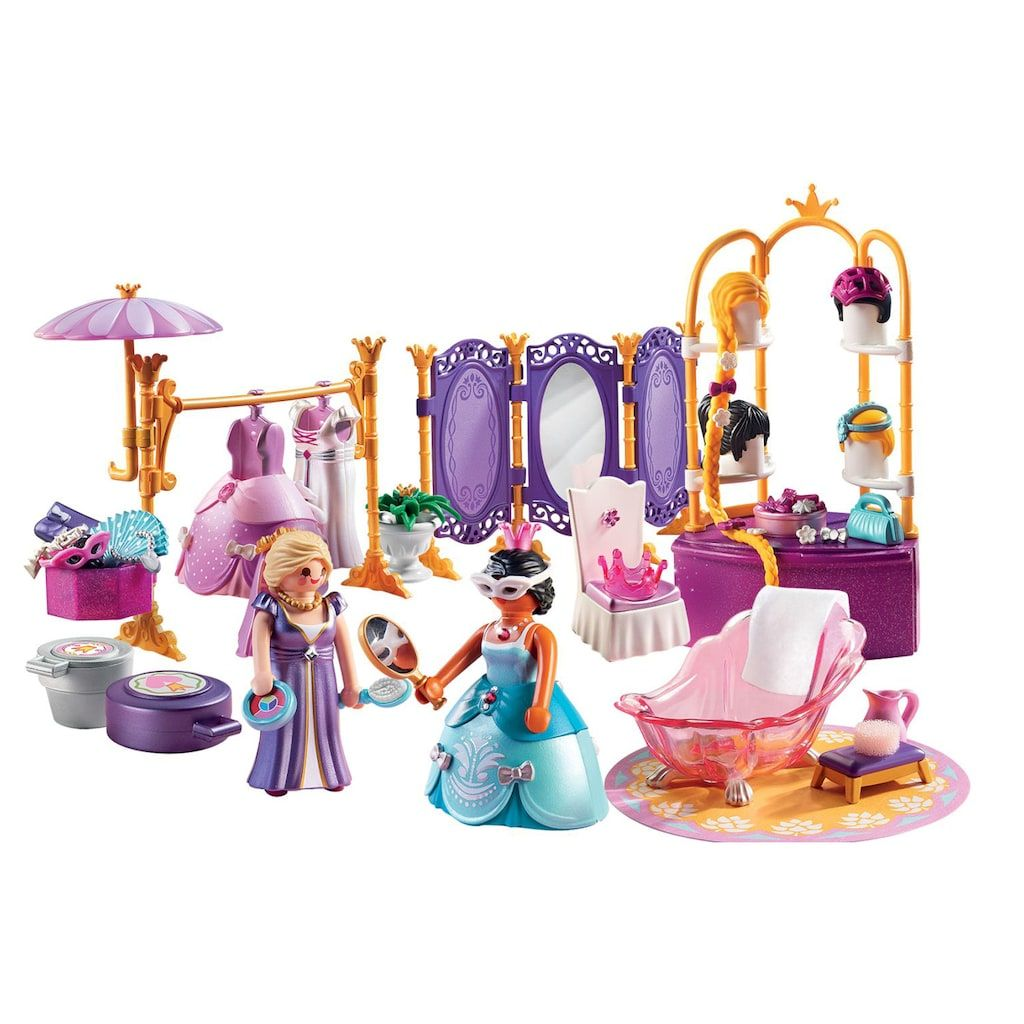 Zwembad Playmobil 4858 Playmobil Dressing Room With Salon Playset 9158 Products