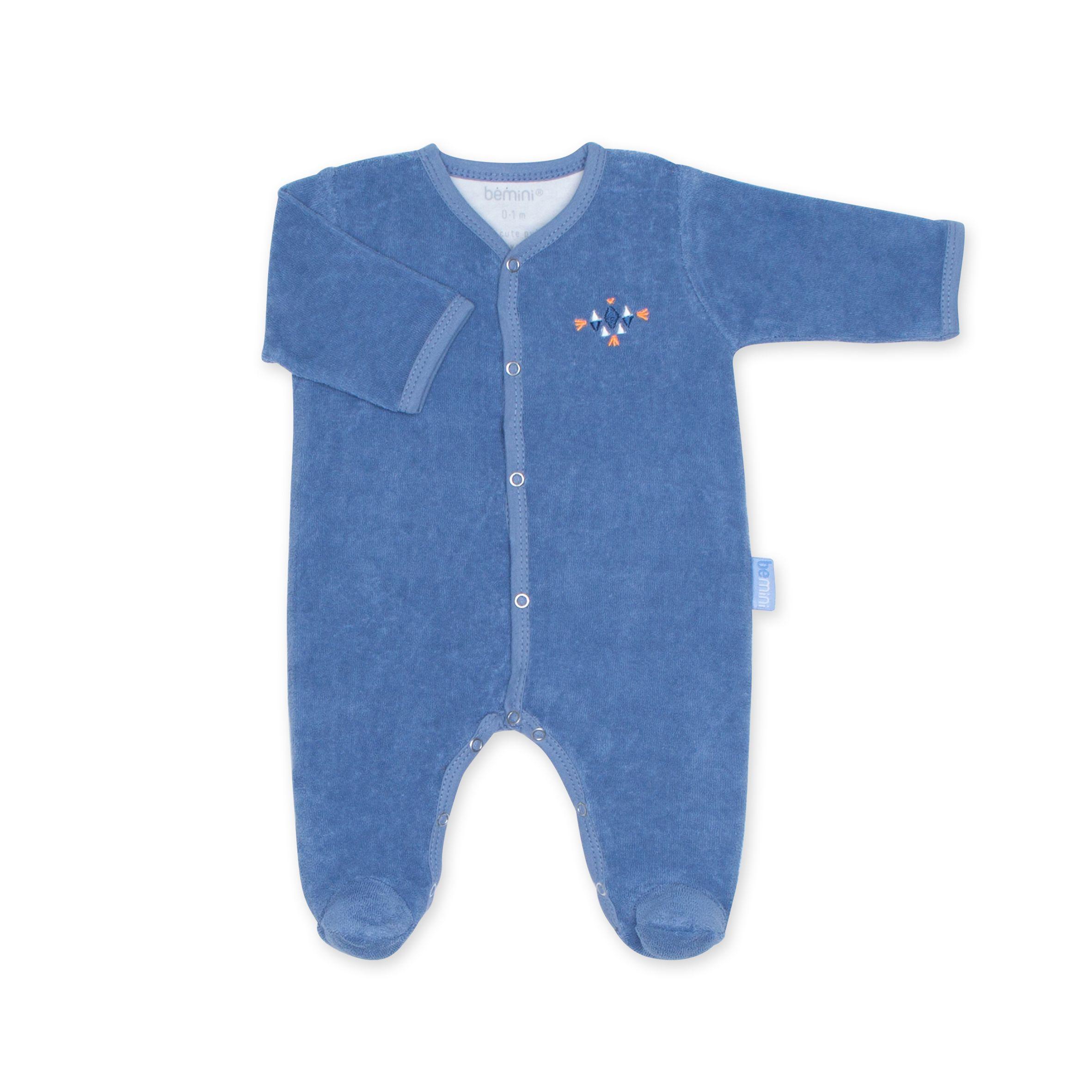 Pyjama Terry 0-1m APAWI Shade   Monsieur B a0dd3abae4c1