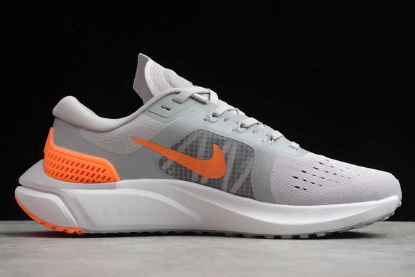 Brand New Nike Air Zoom Vomero 15 Beige Grey Orange White Cu1855 005 Mens Nike Air Nike Air Zoom Nike Air