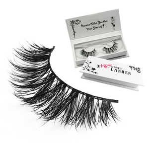 fadcc915e85 Wholesale Wholesale Hand Made Siberian Mink Lashes, Best Private Label  Lashes Vendor, Custom Packaging False Eyelashes Full Strip Lashes From  m.alibaba.com