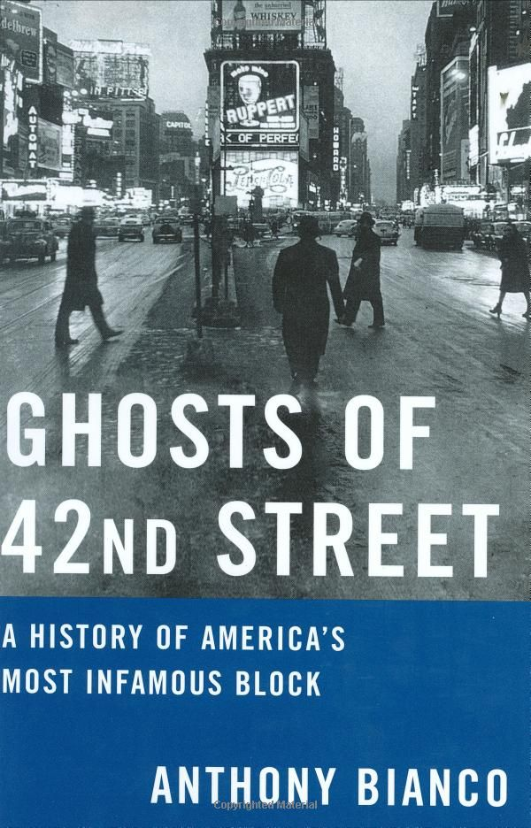 Ghosts Of 42nd Street Add This To The List Of Books I Need To Find
