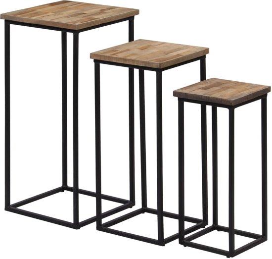 Hoge Side Table.Hoge Tafel Zuilen Haltafel Gangtafel Planttafels Planttafel