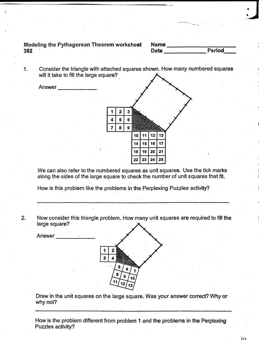 Pin By Tom Brady Is A Goat On O Nkljnklj Pythagorean Theorem Pythagorean Theorem Worksheet Worksheets
