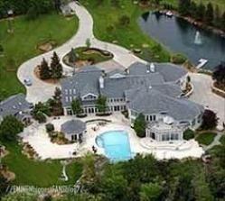 Eminem Celebrity Houses Celebrity Mansions Mansions