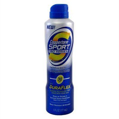 Coppertone Continuous Spf 30 Spray Sport Pro Series 6oz 2 Pack Coppertone Sport Beauty Skin Care Coppertone