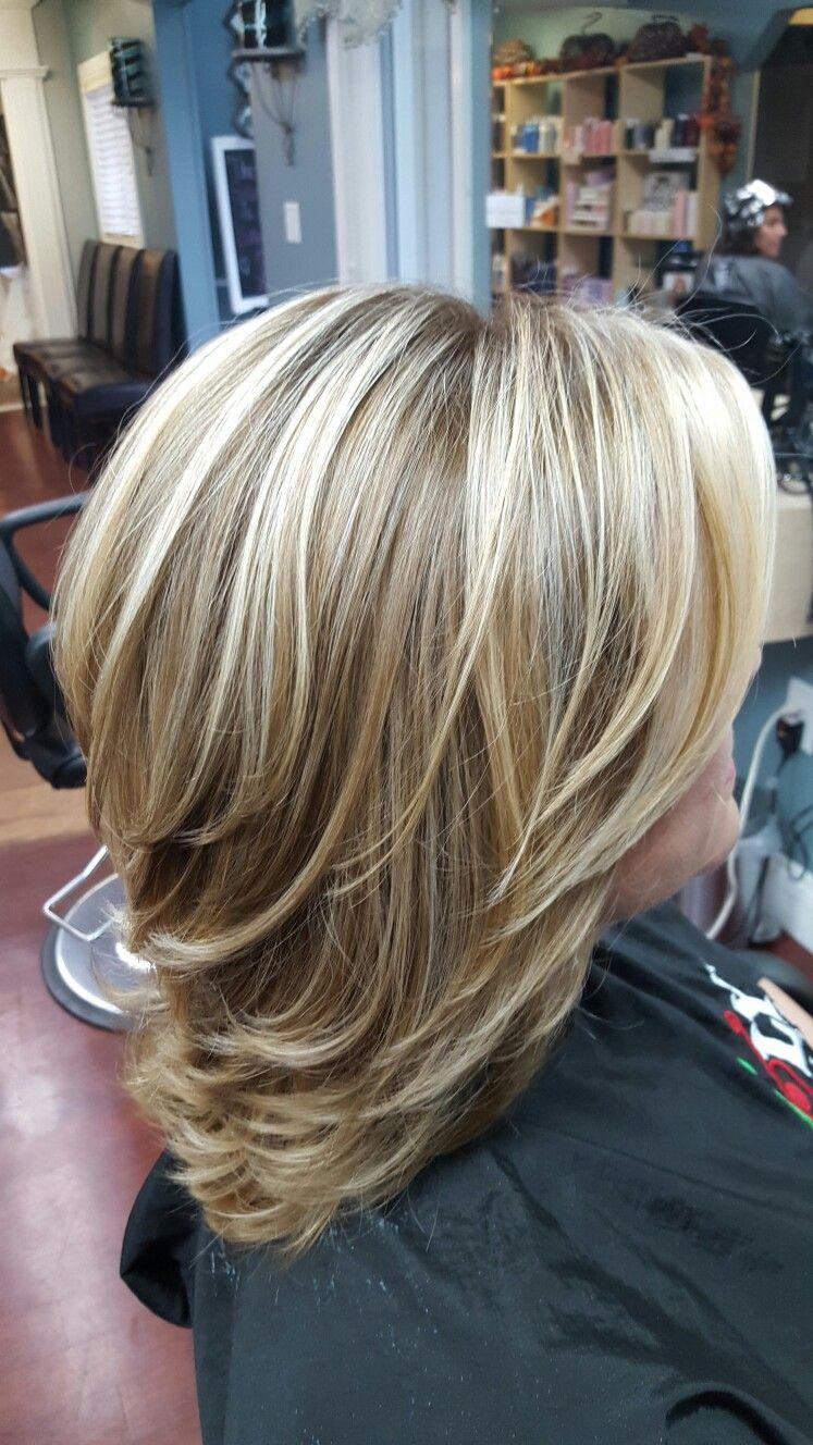 love this! | hair | haar ideen, gestufte haare, frisuren