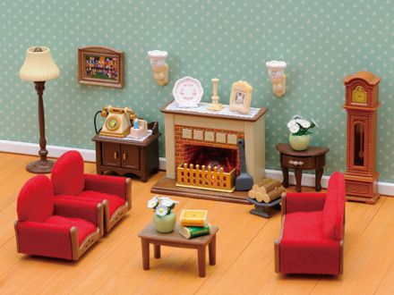 Beau Catalogueefbd9csylvanian Families Interesting Sylvanian Families Living  Room Set
