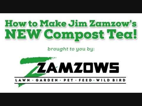 How To Make The Best Compost Tea Jim Zamzow S New And Improved Formula Compost Tea How To Make Compost Compost