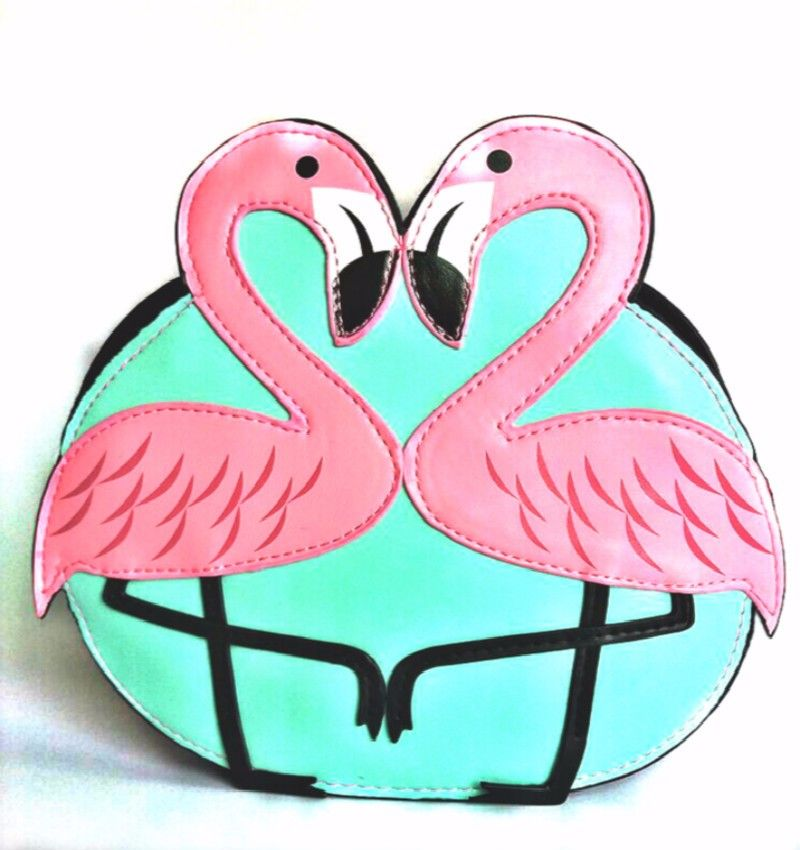 Cute flamingo shoulder bag => Save up to 60% and Free Shipping => Order Now! #fashion #product #Bags #diy #homemade