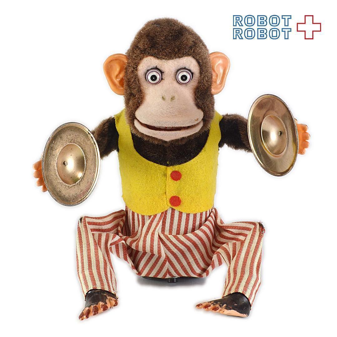 トイストーリー シンバルモンキー 見張り猿 チンパンジー Toy Story 3 CYMBAL MONKEY ToyStory トイ