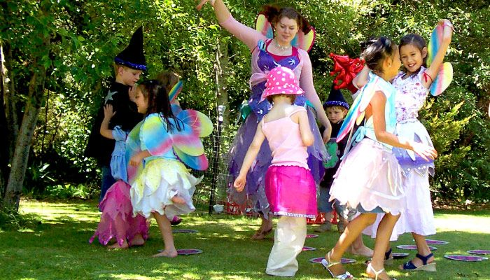 kids fairy party - Google Search