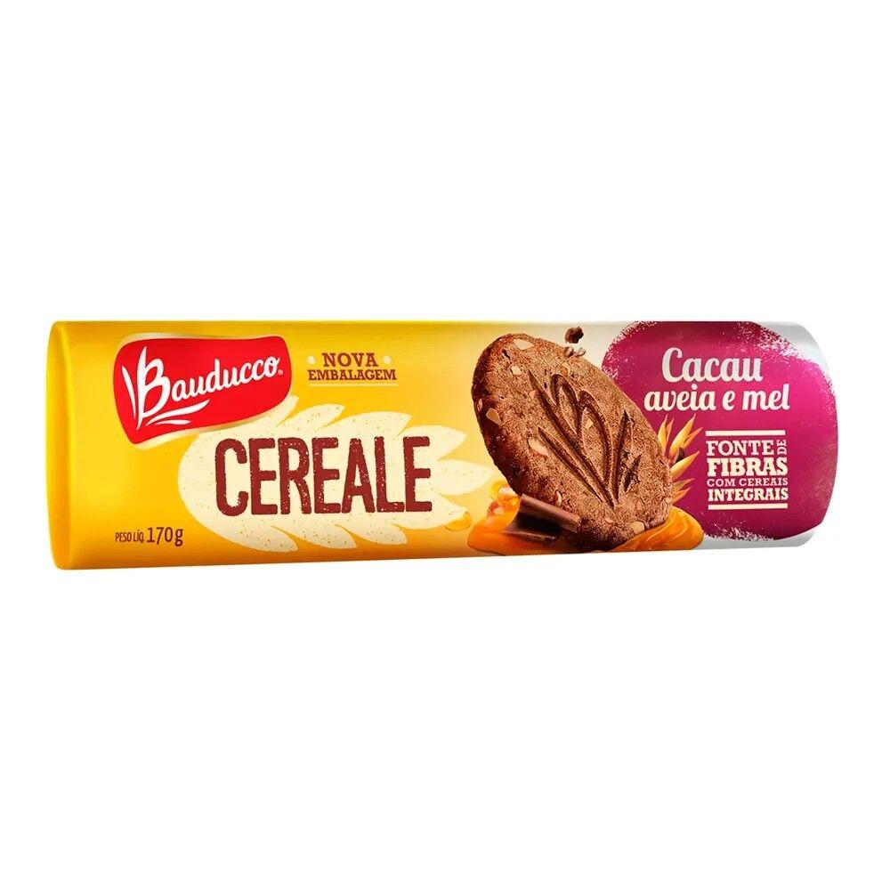 Bauducco Cereale Cacau Aveia E Mel Bauducco Cacau Aveia