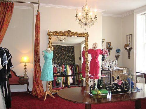1940 decorating style paris glamour boudoir boutique - Google Search ...