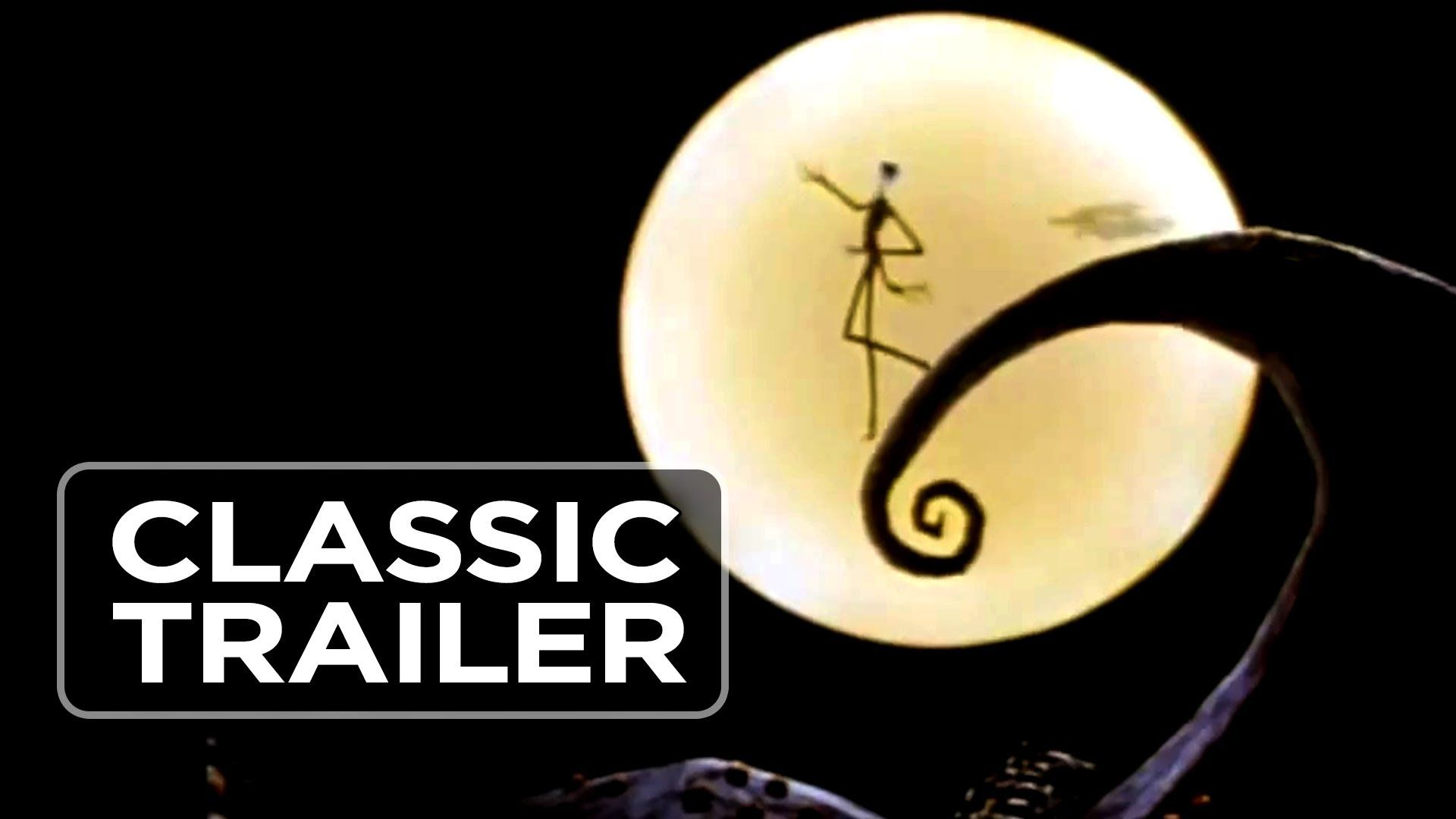 The Nightmare Before Christmas (1993) Official Trailer #1 - Animated ...