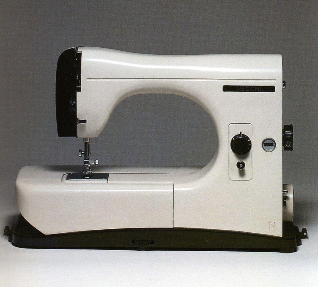 1957 mirella macchina per cucire marcello nizzoli v for Macchina cucire necchi