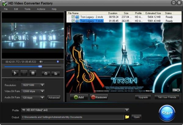 hd video converter factory pro 3.2 crack