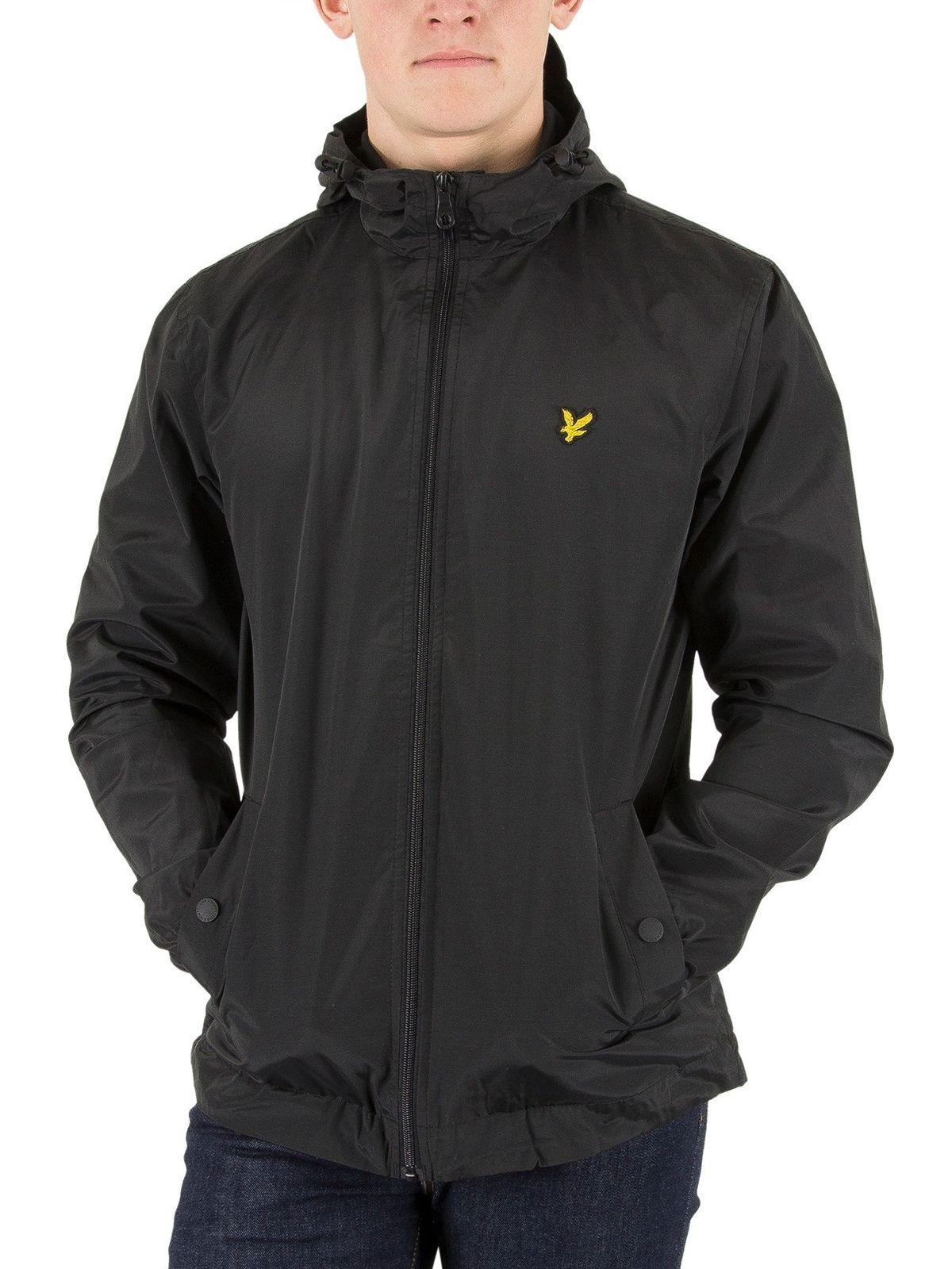 81 95 Lyle Scott Men S Zip Through Hooded Jacket Black Lyle Scott Mens Through Hooded Jacket Black Trendy Jackets Hooded Jacket Black Zip Ups [ 1600 x 1200 Pixel ]