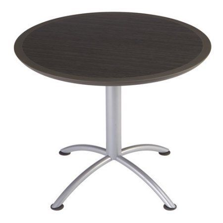 Iceberg ILand Table Dura Edge Round Seated Style Dia X H - 36 inch round conference table