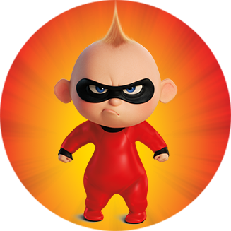 Pin En The Incredibles 2004 2018 Board 2