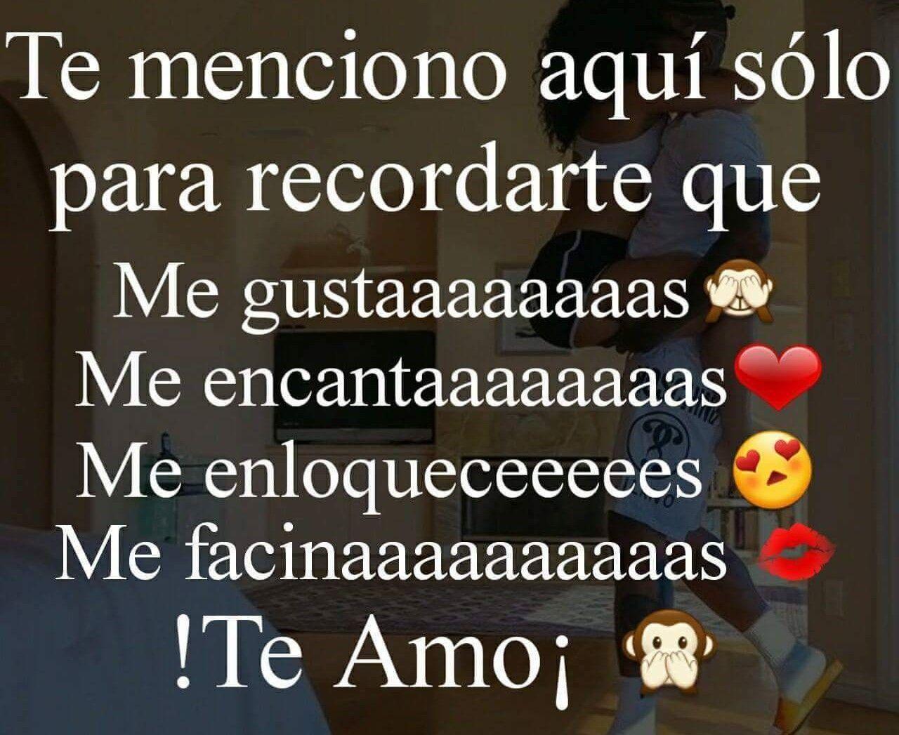 Mi Loquito Te Amoooo ❤