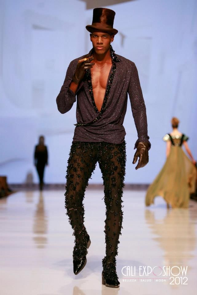 Colombian Clothing Styles | Jean Paul Gautier- Colombia Fashion Show