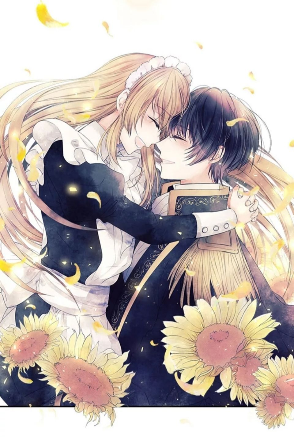 Aku Menjadi Pelayan Duke Season 1 Di 2020 Seni Anime Gambar Pasangan Anime Pasangan Anime Lucu
