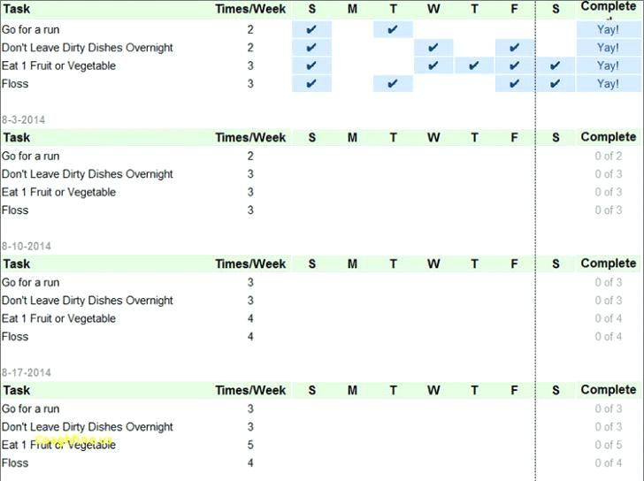 Goal Setting Template Excel Excel Templates Pinterest Goal