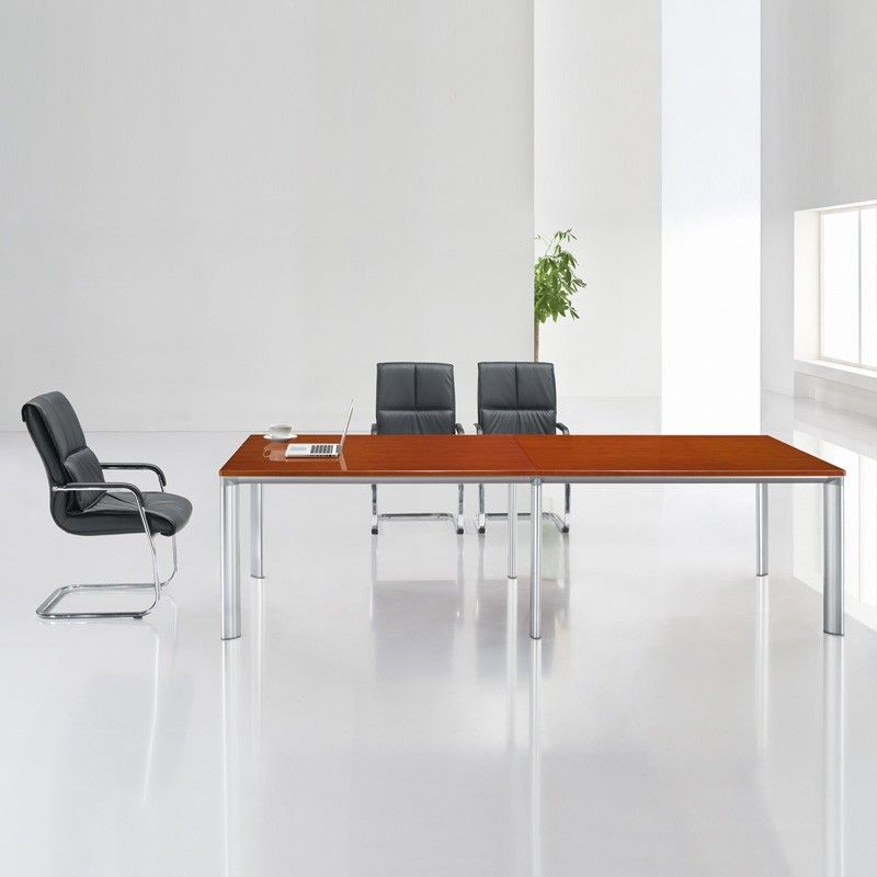 Popular Elegant Design Office Conference Room Furniture Big Discount - 8 person conference table
