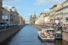 Los puentes de San Petersburgo