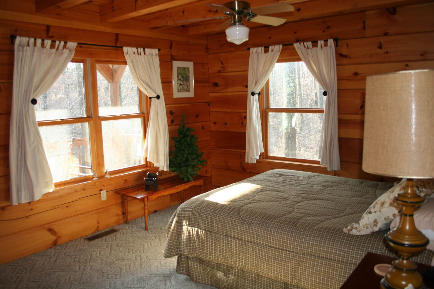 Cabin Bedroom Decorating Ideas Best Of Home Decor Simple | Home ...