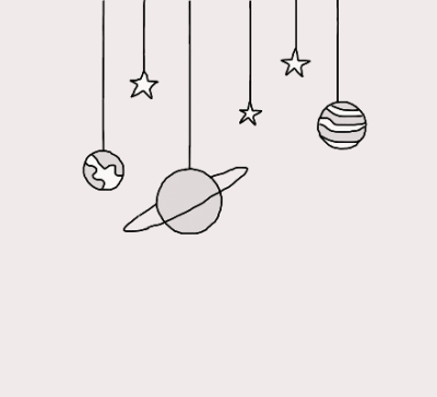 Planets And Stars Drawing Art Drawings Simple Space Drawings Drawings