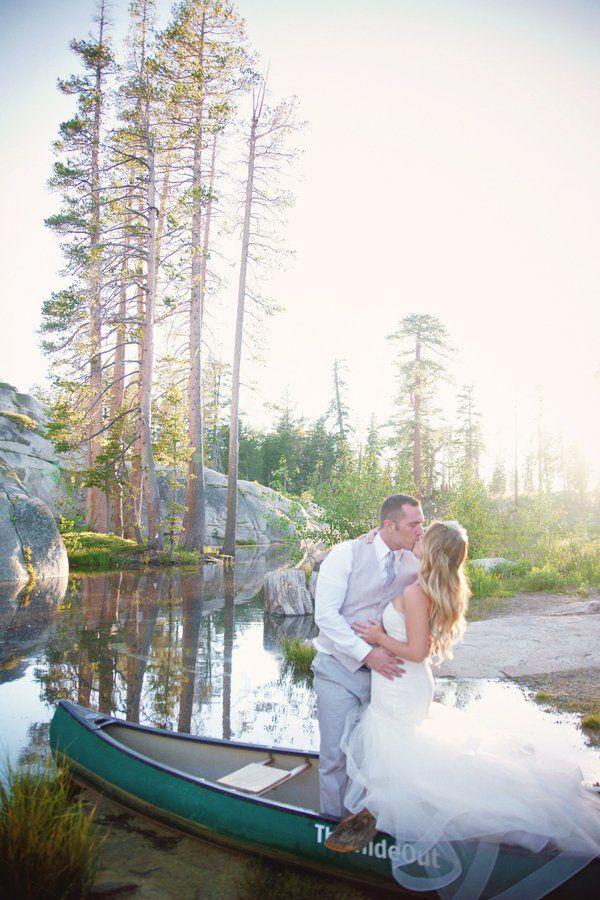 California Mountain Wedding | Lakeside wedding, California ...