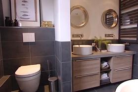 Een badkamer geheel naar jouw smaak! | Eigen Huis & Tuin | Badkamer ...