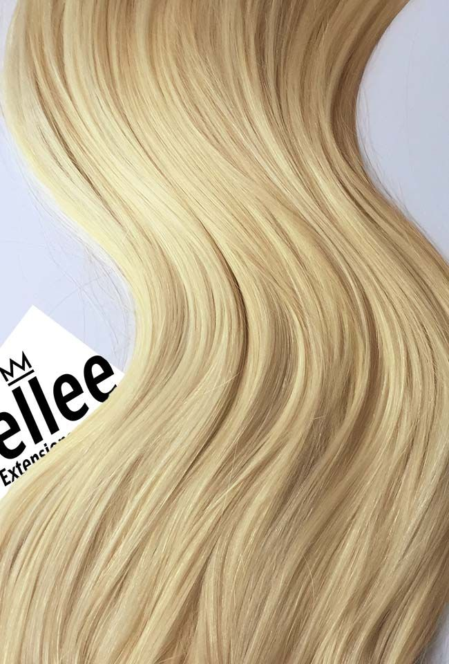 Butter Blonde Color Swatch Butter Blonde Hair Blonde Weave