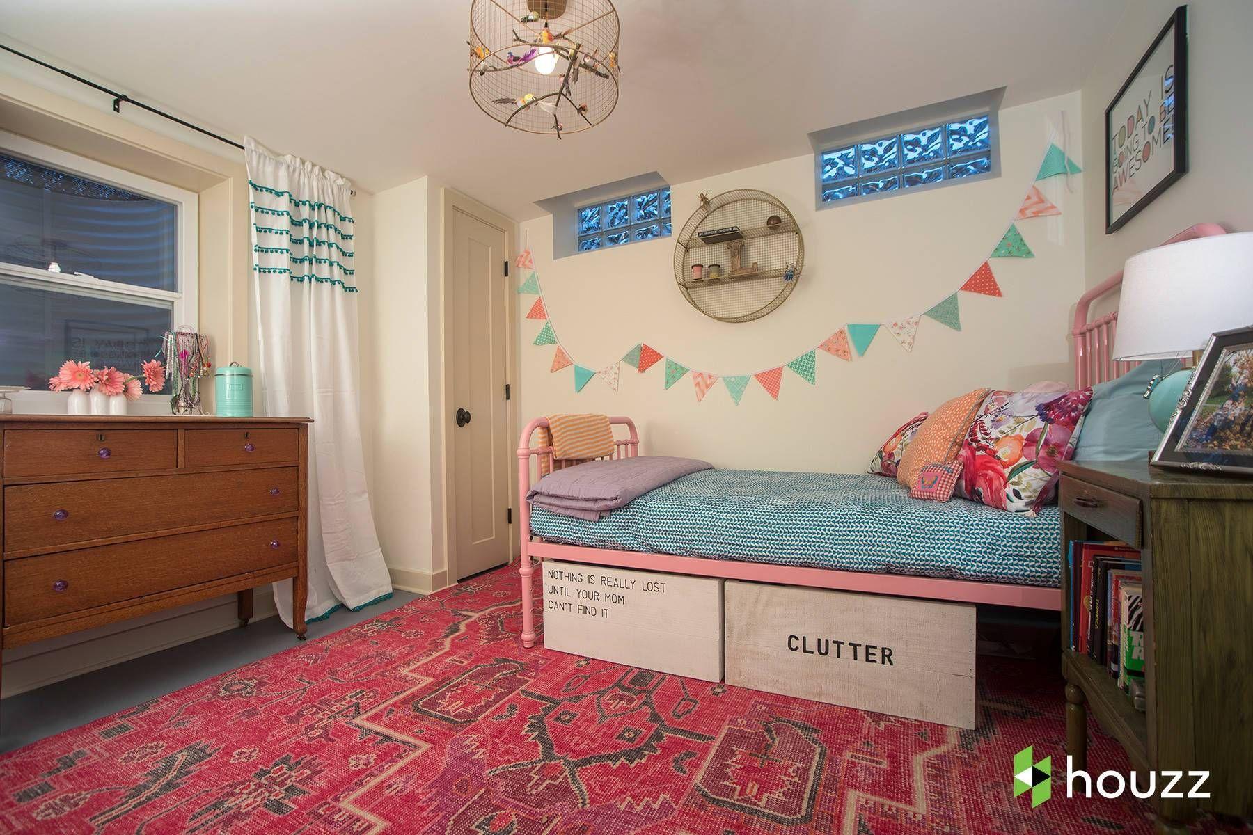 Kids Bedroom Houzz In 2020 Girls White Bedroom Set Girls Bedroom Girls Room Decor