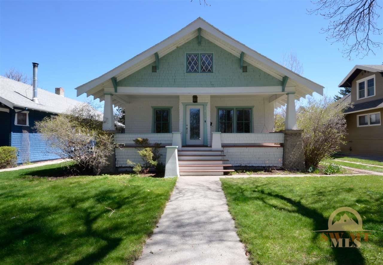 Amazing 1910 Historic Bozeman Home Across From Cooper Park Interior Design Ideas Helimdqseriescom
