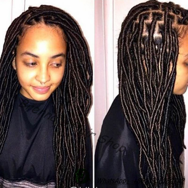 Wondrous Faux Locs Google Search Hair Pinterest Locs Faux Locs And Hairstyle Inspiration Daily Dogsangcom