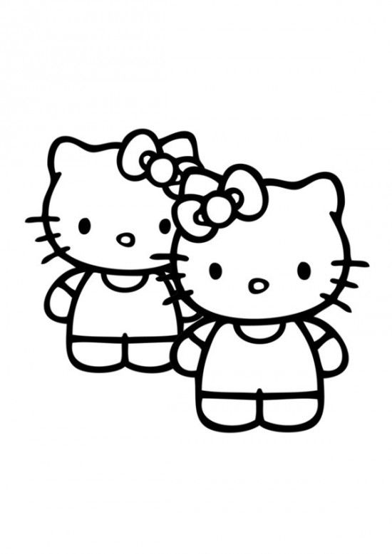 Free Printable Baby Hello Kitty Coloring Pages For Kids Picture 15 550x778 Picture Desenhos Da Hello Kitty Para Colorir Artesanatos Da Hello Kitty Hello Kitty