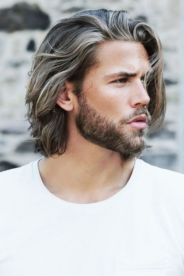 Irresistibly Attractive Long Hairstyles For Men Long Hair Styles Men Beard Styles For Men Mens Hairstyles