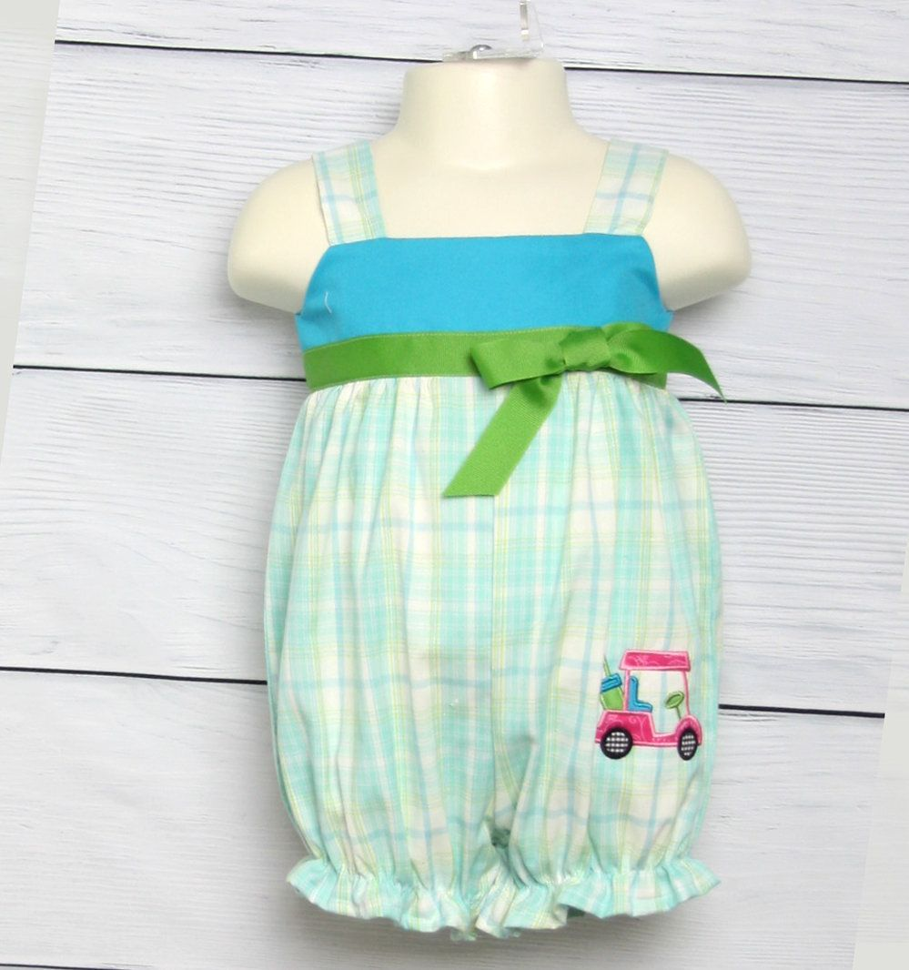 The Ideal Baby Girl Golf Outfit