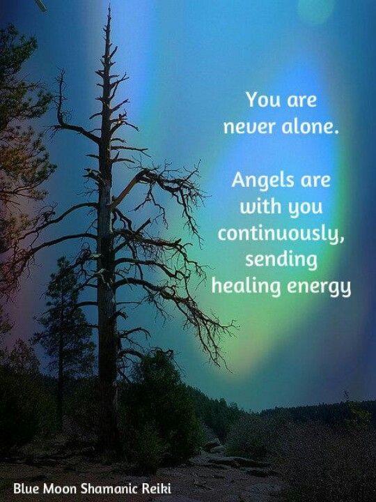 Healing angels