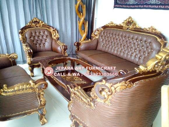 Dijual Sofa Jati Jepara Mercurio Tokyo Harga Murah Furniture