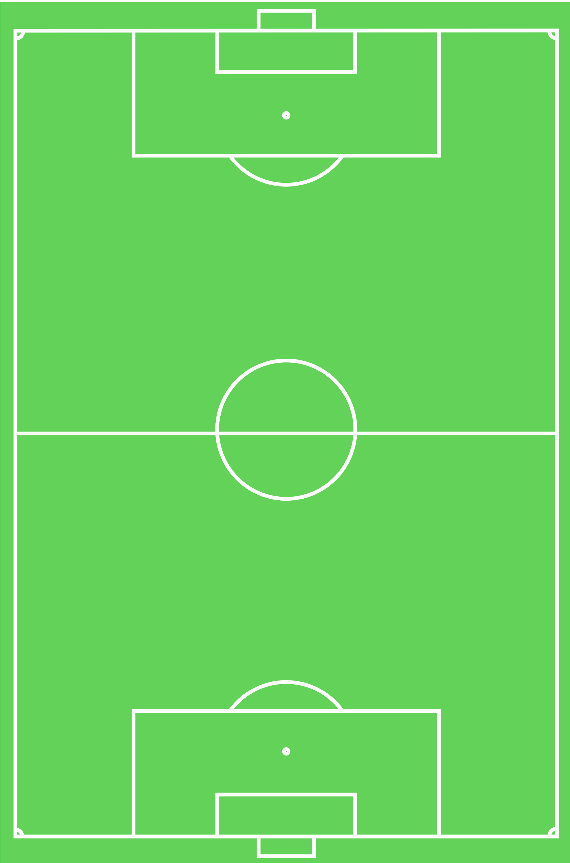 image about Printable Soccer Field Layout titled Football Marketplace Design Suitable Measurement Markings And Cake Upon