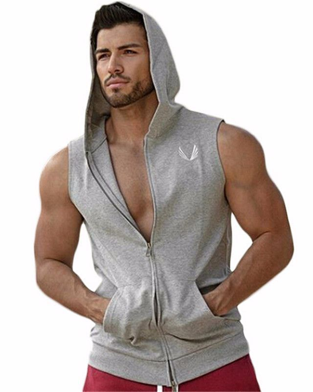 Mens Wings Vest