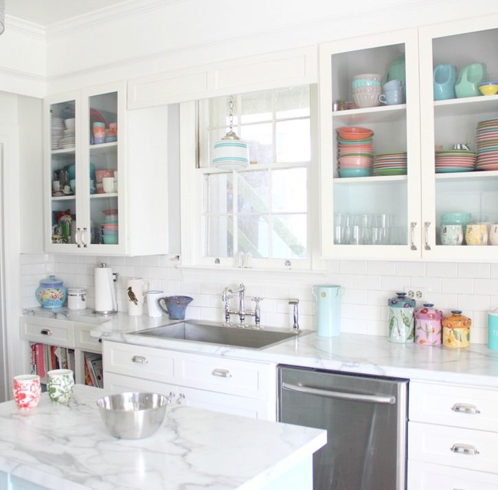 how to put down laminate countertops