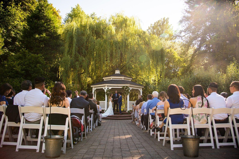 Portland Wedding Venues, Outdoor Wedding Venues, Abernethy ...